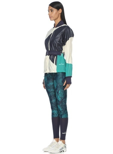 Beli Kemerli File Detaylı Ceket-adidas